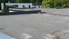 Naprawa dachu